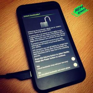 Восстановление загрузчика телефона