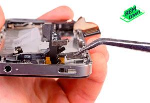 Замена и ремонт кнопки включения телефона
