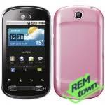 Ремонт телефона LG Optimus Me P350