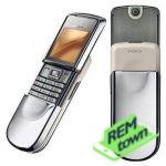 Ремонт телефона Nokia 8800 Sirocco Silver