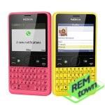 Ремонт телефона Nokia Asha 210