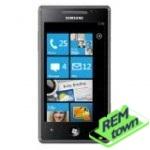 Ремонт телефона Samsung Omnia 7