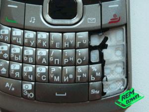 Замена клавиатуры на телефоне