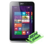 Ремонт планшета Acer Iconia Tab W4-821