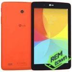 Ремонт планшета LG G Pad 7.0 V400