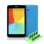 Ремонт планшета LG G Pad 8.0 V480