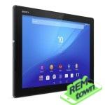 Ремонт планшета Sony Xperia Z4 Tablet