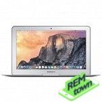Ремонт ноутбука MacBook Air 13 Early 2015 Mini