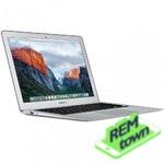 Ремонт ноутбука MacBook Air 13 Early 2016 Mini