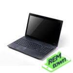Ремонт ноутбука Acer ASPIRE ES1731GP4RL
