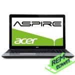 Ремонт ноутбука Acer ASPIRE V3572G52FH