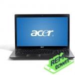 Ремонт ноутбука Acer aspire s739153314g12aws