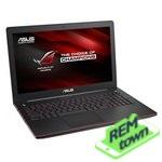 Ремонт ноутбука ASUS G550JK