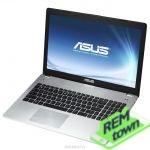 Ремонт ноутбука ASUS N56VB