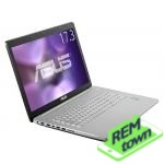 Ремонт ноутбука ASUS N750JK