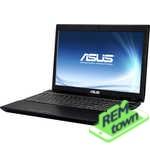 Ремонт ноутбука ASUS P53E