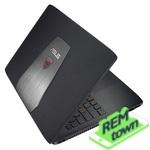 Ремонт ноутбука ASUS ROG G750JH