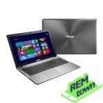 Ремонт ноутбука ASUS X550DP