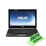Ремонт ноутбука ASUS u36sd