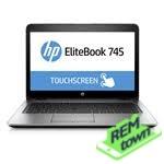 Ремонт ноутбука HP EliteBook 725 G2