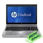 Ремонт ноутбука HP EliteBook 8570p