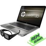 Ремонт ноутбука HP Envy 17k200