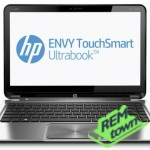 Ремонт ноутбука HP Envy TouchSmart 41100