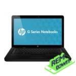 Ремонт ноутбука HP G62b70
