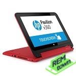 Ремонт ноутбука HP PAVILION 10k000 x2