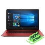 Ремонт ноутбука HP PAVILION g72100