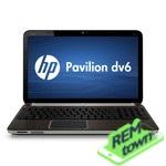 Ремонт ноутбука HP PAVILION DV61100