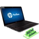 Ремонт ноутбука HP PAVILION DV74000