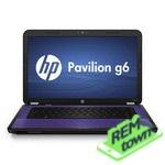 Ремонт ноутбука HP PAVILION g61300