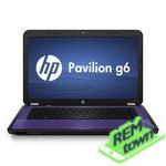 Ремонт ноутбука HP PAVILION g62200