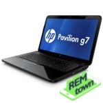 Ремонт ноутбука HP PAVILION g72000