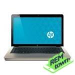 Ремонт ноутбука HP PAVILION g72300