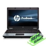 Ремонт ноутбука HP ProBook 6450b