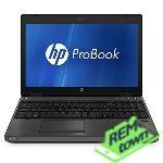 Ремонт ноутбука HP ProBook 6570b