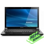 Ремонт ноутбука Lenovo 3000 B460