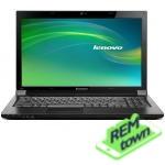 Ремонт ноутбука Lenovo IdeaPad B560A