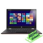 Ремонт ноутбука Lenovo IdeaPad Yoga 2 13
