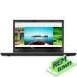 Ремонт ноутбука Lenovo THINKPAD X270