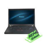 Ремонт ноутбука Lenovo ThinkPad W510