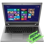 Ремонт ноутбука Lenovo ideapad z500