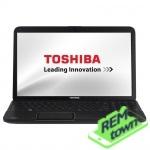 Ремонт ноутбука Toshiba satellite c850e8k