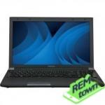 Ремонт ноутбука Toshiba tecra r95010k