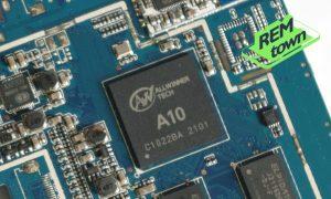 Замена процессора на планшете