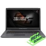 Ремонт ноутбука ASUS ROG GL702VM