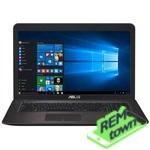 Ремонт ноутбука ASUS X756UV