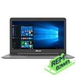 Ремонт ноутбука ASUS Zenbook UX310UQ